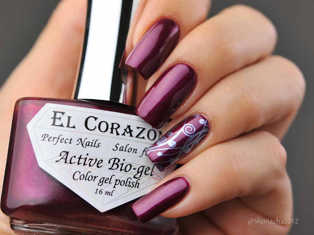 El Corazon No.423/629 Manhattan (Nail Party Collection)