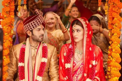 Luka Chuppi (2019) Movie Scenes Kriti Sanon weds Kartik Aryan