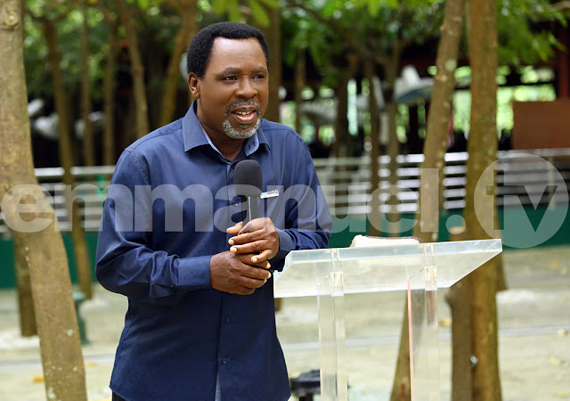 Police Reveal How TB Joshua Died