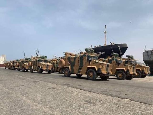 Αγώνας δρόμου με έπαθλο τη Λιβύη