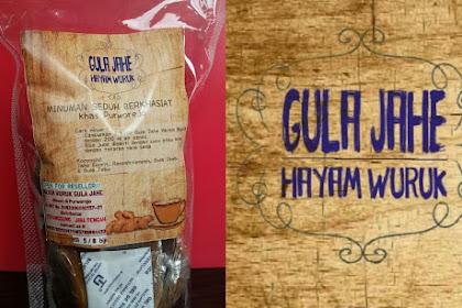 Peluang Bisnis Minuman Gula Jahe Kekinian Rasa Indie