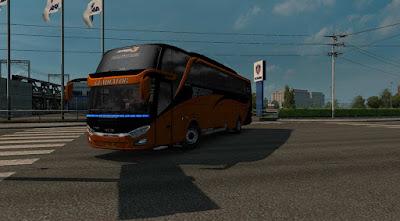 Mod ets2 Jetbus 3 by Van van