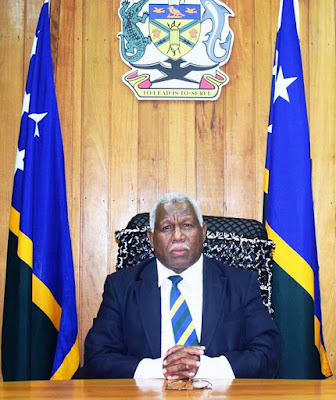 PM Solomon Islands Rick Hou Menghadiri KTT MSG di Port Moresby