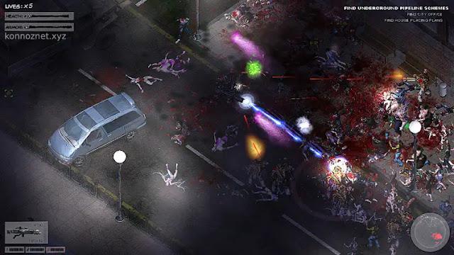 لعبة Zombie Shooter 2