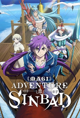 Magi: Adventure of Sinbad Hindi Subbed Episodes Download