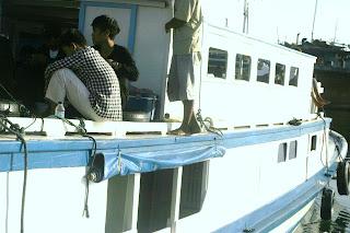 Transportasi Menuju Pulau Tidung