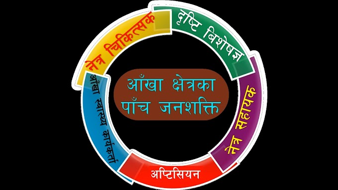 Eye Health Manpower Working in Nepal