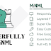 MiNML - Clean & Flat PSD Template for Creative Agencies