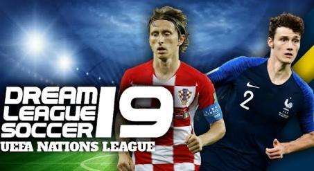 DLS19 UEFA Uluslar Ligi Yaması Modu İndir Herşey Yeni Kaçırma