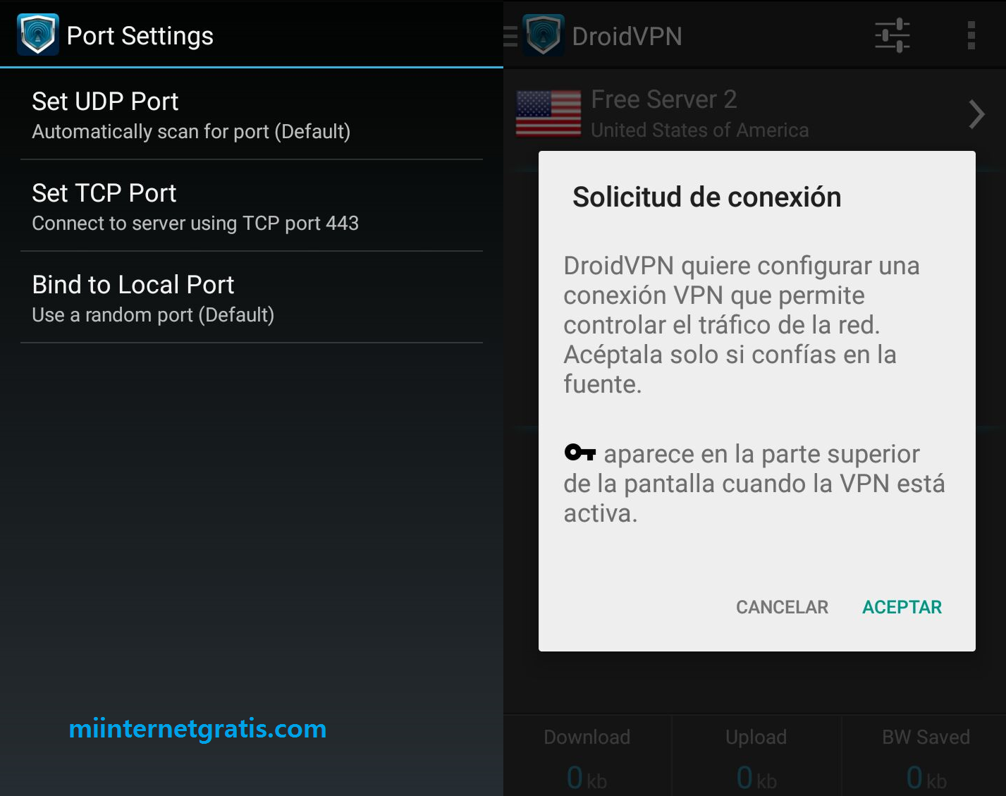 Internet Gratis 3g Android Chile