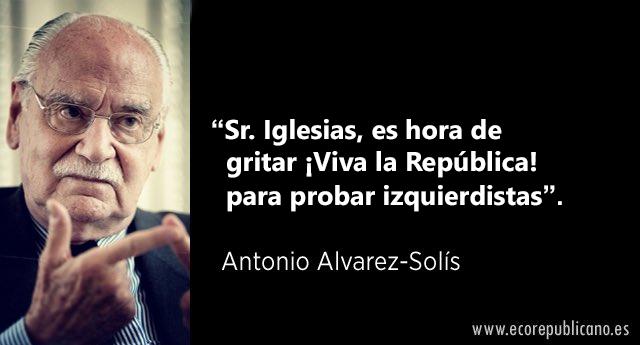 Fallece el periodista Antonio Álvarez-Solís a los 90 años