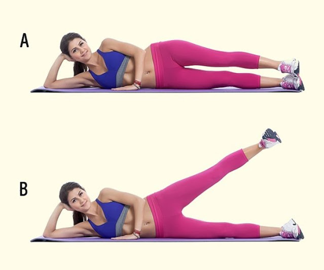 7 Simple Exercises for Perfect Buttocks, Thighs, and Legs