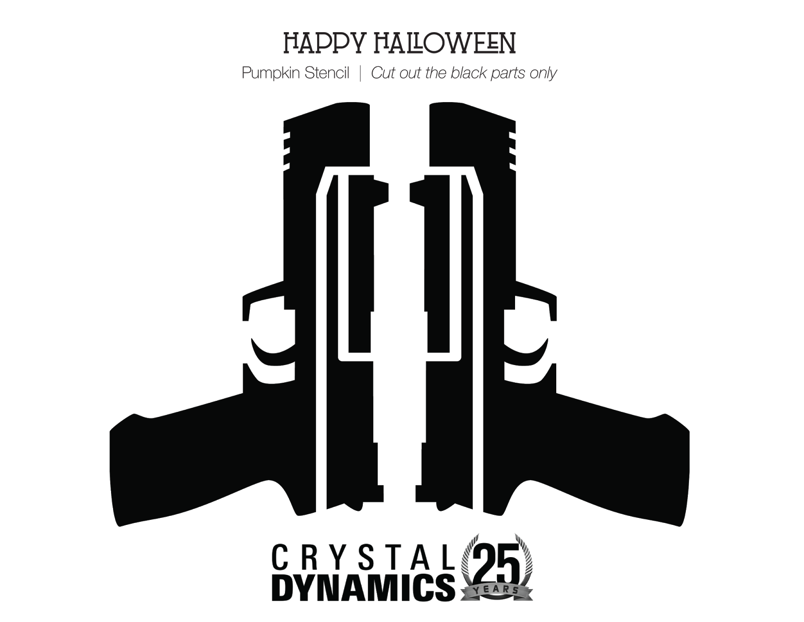 MaxRaider: Crystal Dynamics Hands Out Pumpkin Carving
