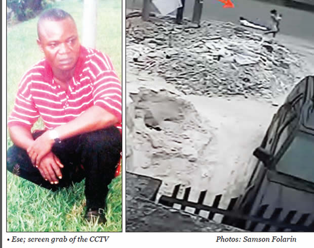 CCTV exposes how police kill painter by roadside in Rivers state