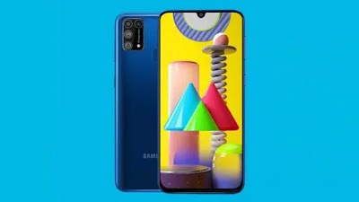 Samsung Galaxy M31 Specifications and Price