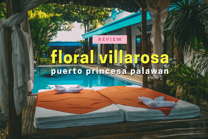 Floral Villarosa: An Oasis within Palawan's Capital