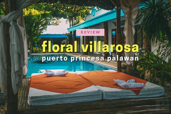 Floral Villarosa: An Oasis within Palawan's Capital