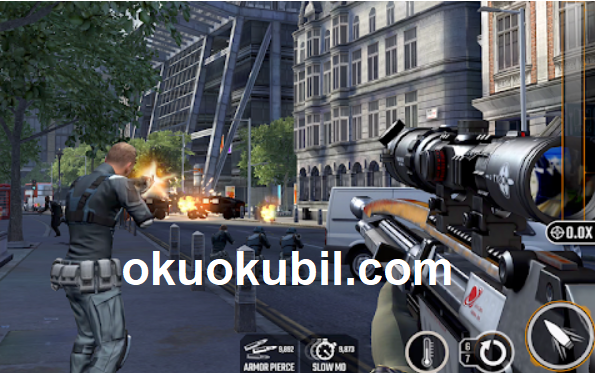 Sniper Strike FPS 3D Tam İsabet Shooting Game v4.701 (Mod) İndir