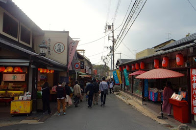 10D9N Spring Japan Trip: Foodie Adventure at Ginkakuji Temple Street, Kyoto