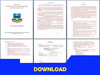 Contoh Proposal PPDB Sekolah Dasar