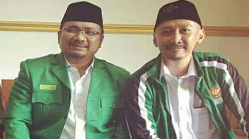 Menag Yaqut Minta Abu Janda Cepat Sehat: Lawan Covid, Kayak Kamu Lawan Gerakan Radikal