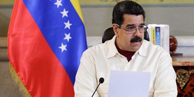 """El estruendoso """"giro de tuerca"""" de USA a la presión a Maduro"""