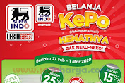 Katalog Promo Superindo Weekend 28 Februari - 1 Maret 2020
