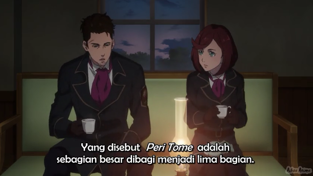 Fairy Gone Season 2 Episode 05 Subtitle Indonesia