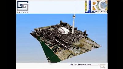 JRC 3D Reconstructor