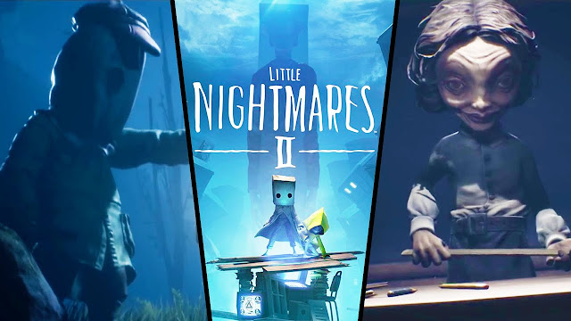 Little Nightmares 2 تحميل مجانا