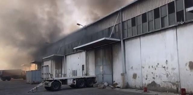 Ribuan Ton Amonium Nitrat Sumber Ledakan Dahsyat Beirut Hasil Sitaan Kapal Milik Rusia
