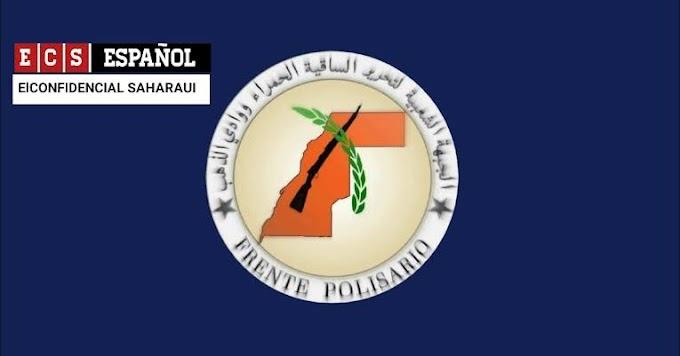 El Frente Polisario envía una carta a la presidencia del Consejo de Seguridad.
