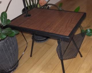 Jak odnowić lampę ze stolikiem