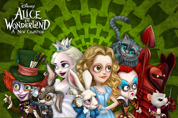 Alice In Wonderland Games: So You Think You Can Mom?: Alice In Wonderland: A New Champion