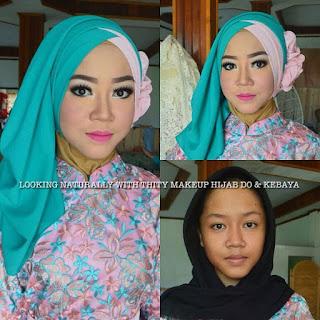 Model Hijab Untuk Baju Kebaya