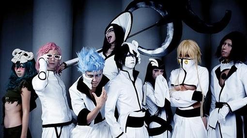 Bleach cosplay costumes september 2014 - Bleach espadas ...