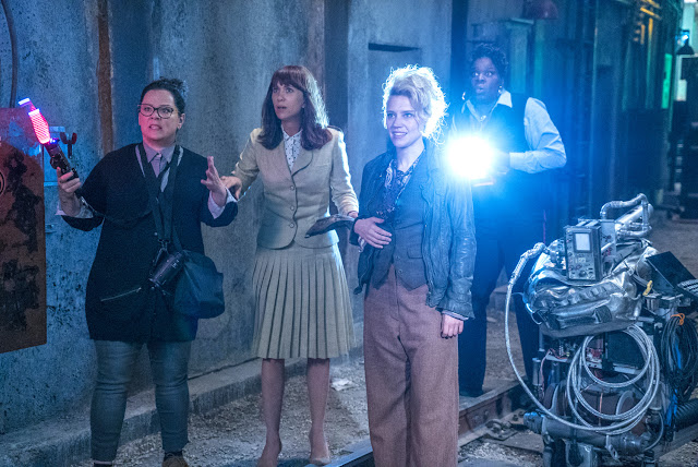 filmmakers talk ghostbusters reboot