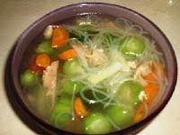 Resep Masakan Sup Oyong