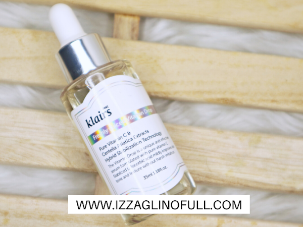 Dear, Klairs Freshly Juiced Vitamin C Serum Review