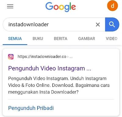Cara Download Konten Instagram tanpa Aplikasi