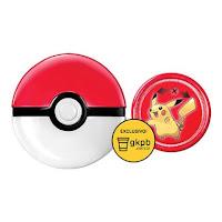 Pokémon McLanche Feliz Pikachu