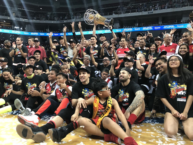 List of SMB's historic feats no other PBA teams have done before