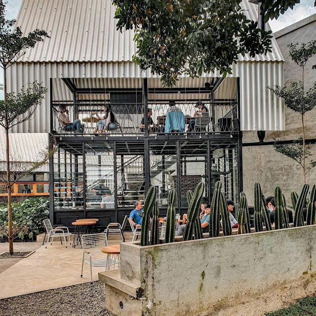 Kopi Nako Rumah Sangrai Bogor Timur