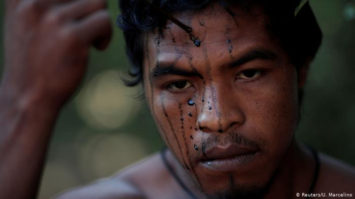 Activist Paulo Paulino fought for the protection of the Amazon forest