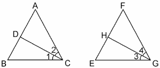 Triangles Exercise 6.3 Answer 10