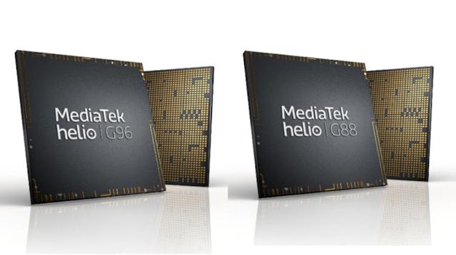 أعلنت شركة MediaTek عن Helio G96 و G88 SoCs لهواة التصوير المحمول
