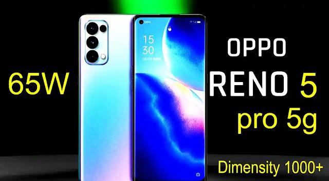 رسميًا سعر ومواصفات Oppo Reno5 Pro 5G المميزات والعيوب