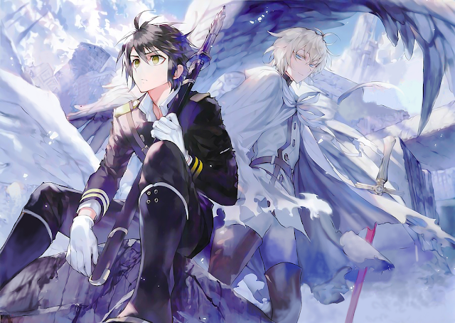 Owari no Seraph Batch Subtitle Indonesia