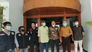 Ormas GEMPA Aang Sangga Buana Beserta Para Ketua KMP H.Zaenal Abidin, LAI BPAN Salnim Ibrahim Kecewa atas jawaban Kasi Intel Kajari Purwakarta