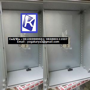 Jual Box Panel Kosongan Box Panel Tibox Besi 60x40x23 di Jakarta